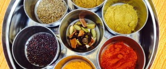 Array of Spices © Mekhala Hallaster, 2014