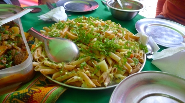 Pasta © Mekhala Roy