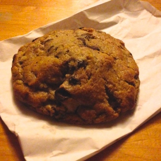 """The Cookie."" Obviously."